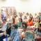 Público presente no auditório do Icict no dia 30/9 para abertura do CEIcict