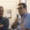 Jonas Perales (IOC) e Rodrigo Murtinho (Icict), na Exposição Insetos Ilustrados, na Seção de Obras Raras da Biblioteca de Manguinhos