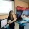 """Jhessica Reia apresenta a palestra """"Implicações jurídicas, sociais e culturais advindas do avanço das tecnologias da informação e da comunicação"""""""