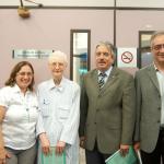 Jane Lenzi (esq), Paulo Gadelha (centro) e Umberto Trigueiros (dir)